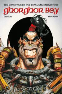 Die Geheimnisse des schwarzen Mondes (HC), Band 1, Finix Comics