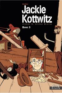 Jackie Kottwitz Gesamtausgabe, Band 3, Leichte Beute, Das Geheimnis in den Dünen, Vermisst