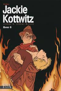 Jackie Kottwitz Gesamtausgabe, Band 6, Ein Raubtier im Käfig, Die Marionette, Ein kleines Stück vom Paradies