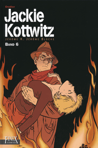 Jackie Kottwitz Gesamtausgabe, Band 6, Finix Comics