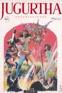 JUGURTHA Gesamtausgabe, Band 3, Finix Comics