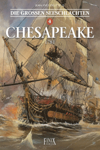 Die gro�en Seeschlachten, Band 4, Chesapeake