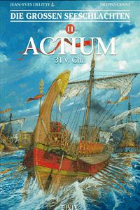 Die großen Seeschlachten, Band 11, Actium