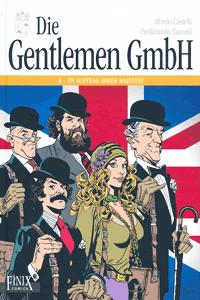 Die Gentlemen GmbH, Band 1, Im Auftrag Ihrer Majestät