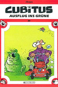 Cubitus, Band 20, Piredda Verlag