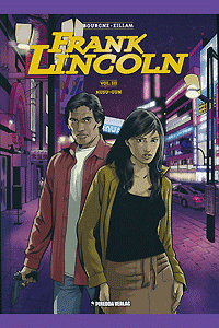 Frank Lincoln, Band 3, Piredda Verlag