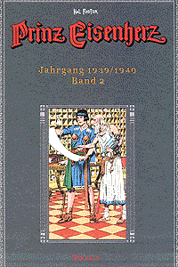 Prinz Eisenherz Hal Foster | Gesamtausgabe, Band 2, Bocola Verlag