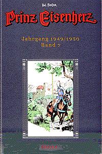 Prinz Eisenherz Hal Foster | Gesamtausgabe, Band 7, Bocola Verlag