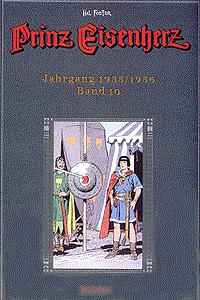 Prinz Eisenherz Hal Foster | Gesamtausgabe, Band 10, Bocola Verlag