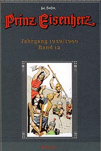 Prinz Eisenherz Hal Foster, Band 12, Bocola Verlag