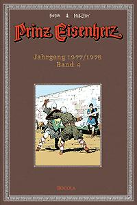 Prinz Eisenherz - Die Hal Foster & Murphy - Jahre, Band 4, Bocola Verlag