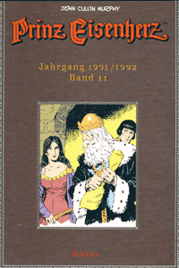 Prinz Eisenherz - Die Murphy - Jahre, Band 11, Bocola Verlag