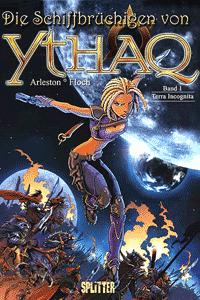 Die Schiffbrüchigen von YtHAQ, Band 1, Splitter Comics