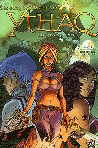 Die Schiffbrüchigen von YtHAQ, Band 8, Splitter Comics
