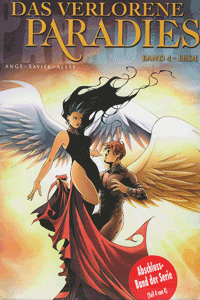 Das verlorene Paradies, Band 4, Splitter Comics