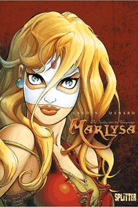 Marlysa, Band 1 -  5, Splitter Comics
