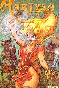 Marlysa, Band 7, Splitter Comics