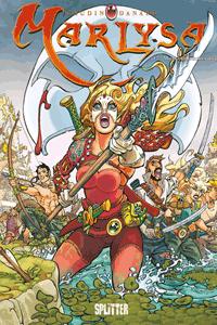 Marlysa [comic], Band 17, Maskendämmerung