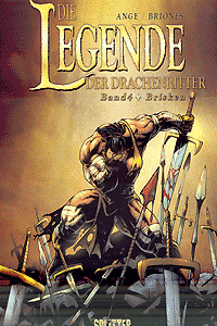 Die Legende der Drachenritter, Band 4, Splitter Comics