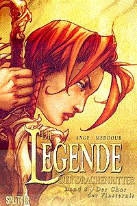 Die Legende der Drachenritter, Band 8, Splitter Comics