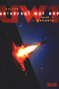 Universal War One, Band 1, Splitter Comics