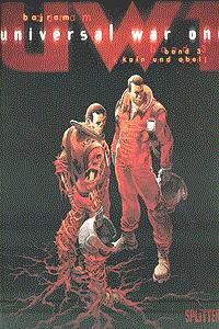 Universal War One, Band 3, Splitter Comics