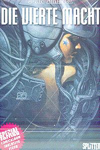 Die vierte Macht, Band 1 + Figur, Splitter Comics