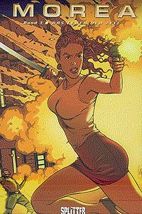 Morea, Band 3, Splitter Comics