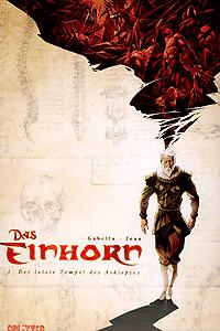 Das Einhorn, Band 1, Splitter Comics