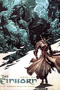 Das Einhorn, Band 3, Splitter Comics