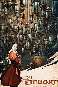 Das Einhorn, Band 4, Splitter Comics