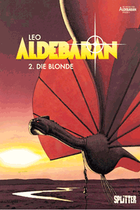 ALDEBARAN, Band 2, Splitter Comics