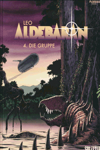 ALDEBARAN Comic, Band 4, Splitter Comics