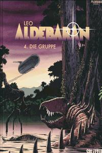 ALDEBARAN Comic, Band 4, Die Gruppe