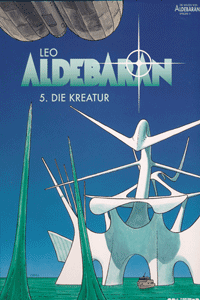 ALDEBARAN, Band 5, Splitter Comics