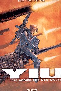 Yiu, Band 1, Splitter Comics