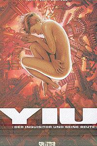 Yiu, Band 6, Splitter Comics