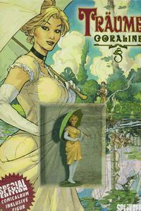 TRÄUME, Band 1 + Figur, Splitter Comics