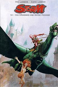 Storm, Band 19, Die Rückkehr des Roten Prinzen