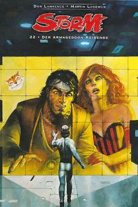 Storm Comic, Band 22, Splitter Comics