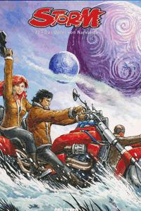 Storm Comic, Band 32, Das Opfer von Narvatica