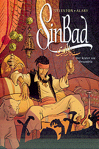 SinBad, Band 1, Splitter Comics