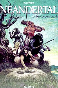 Neandertal, Band 2, Splitter Comics