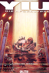 YIU - Die Apokalypse, Band 3, Splitter Comics