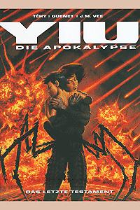 YIU - Die Apokalypse, Band 7, Splitter Comics