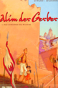ALIM DER GERBER, Band 1, Splitter Comics