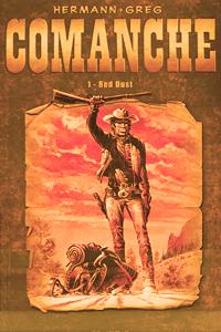 COMANCHE, Band 1 - 15, Rauchende Colts im Sommerwind