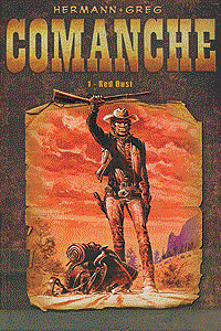 Comanche, Band 1, Red Dust