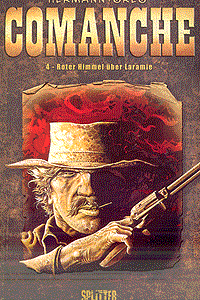 Comanche, Band 4, Splitter Comics