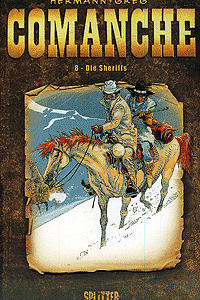 Comanche, Band 8, Splitter Comics